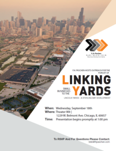 Linking Yards